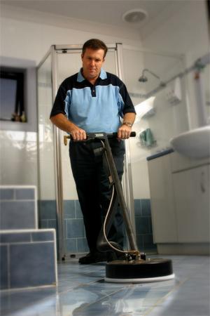 Floor Tile Cleaning - Turbo Clean
