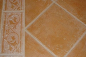 After Floor Grout ReColouring